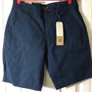 Levi's men 541 athletic fit shorts navy size 30